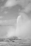 Clepsydra Geyser - Winter